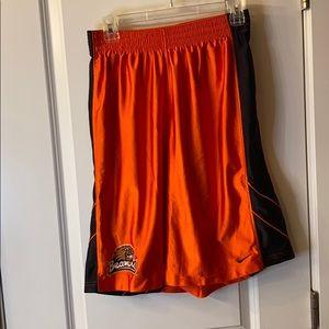 Nike Shorts with Oregon State Beaver